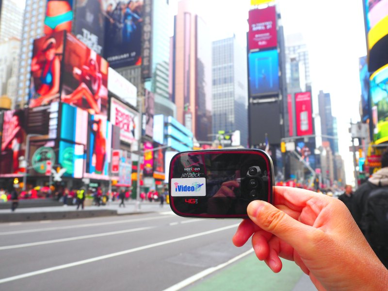 iVideo Pocket Wifi Review for USA and Canada