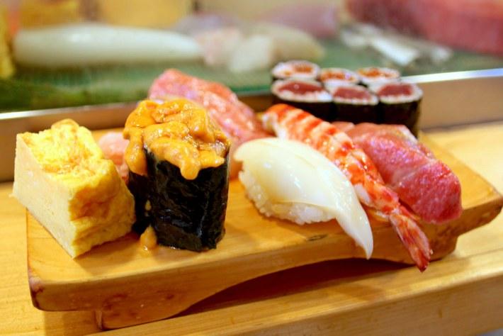 Toyosu Fish Market (formerly Tsukiji Market) - 12 Best Restaurants from Sushi to Unagi to...