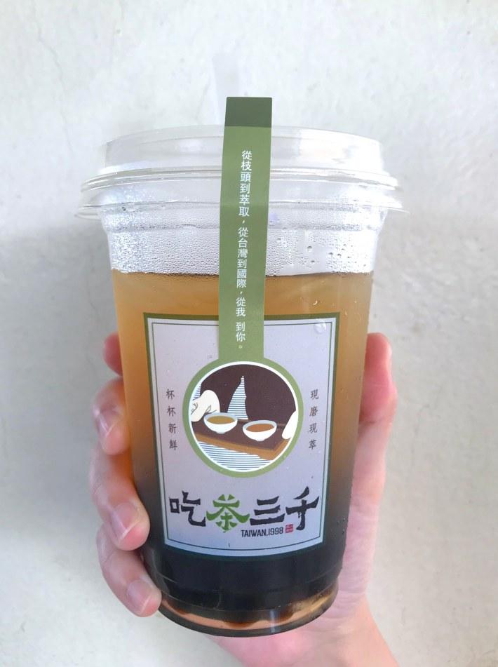 CHICHA San Chen (吃茶三千) - Famous Taiwanese Bubble Tea